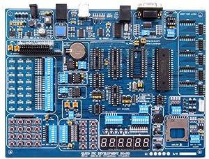 SainSmart QL200 PIC Microchip MCU Development Board USB Programmer Kit 1602 LCD ICD