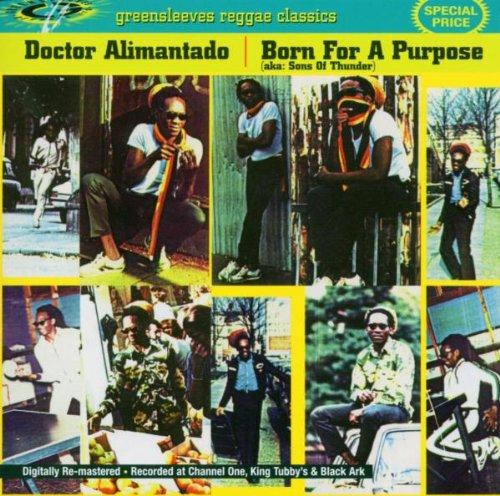 Dr. Alimantado - Born For A Purpose - Zortam Music