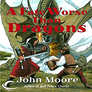 A Fate Worse Than Dragons Audiobook