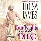 Four Nights with the Duke | Eloisa James