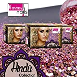 Fantasy Nails Sinaloa - Hindu Acrylic Nail Powder Collection - set of 6