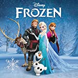 Official Disney Frozen 2015 Square