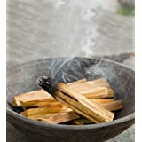 Natural Palo Santo Wood Sticks Scented Insect Repellent 2 lb. Bag