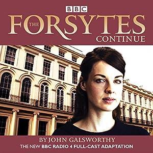 The Forsytes Continue Radio/TV Program