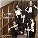 I miss you/THE FUTURE(���Y�����A)(DVD�t)