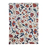 V&A Love Birds Tea Towel