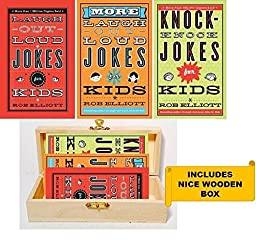 Laugh-Out-Loud Jokes for Kids (Complete Set)