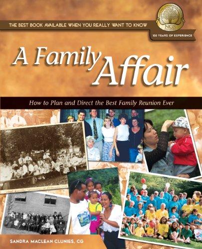 Sandra MacLean Clunies - A Family Affair