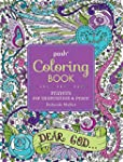 Posh Adult Coloring Book: Prayers for...
