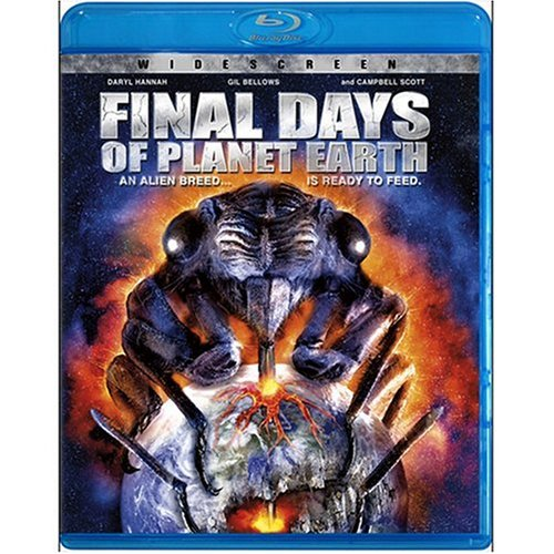 Final Days Of Planet Earth [Blu-Ray] front-520120