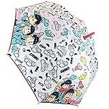 おそ松さん キャラクター長傘【おそ松さんポップ】(55cm)