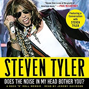 Does the Noise in My Head Bother You? Audiobook