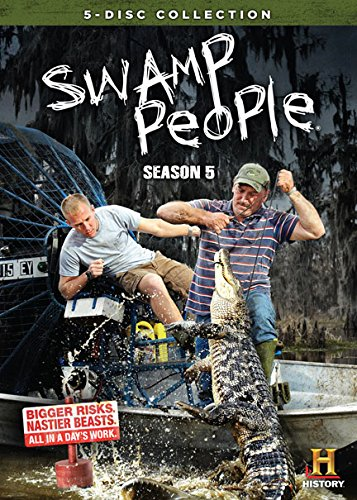 Swamp People: Season 5 [DVD] (Swamp People Season 7 compare prices)