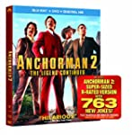 Anchorman 2: The Legend Continues (Bl...