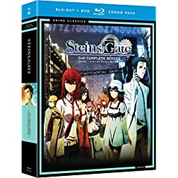 Steinsgate: Complete Series Classic [Blu-ray]