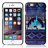 Coromose Forever Young Pattern Case For Iphone 6 6G 4.7 Inch
