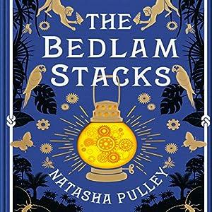 The Bedlam Stacks Audiobook by Natasha Pulley Narrated by David Thorpe