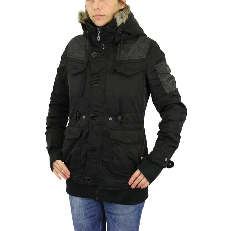 Jet Lag Damen Winterjacke RS 80 A black – fällt 1 kleiner aus online bestellen