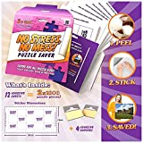 12-Sheet-Peel-Stick-Puzzle-Saver-Preserve-and-Hang-Your-Jigsaw-Masterpiece-Without-Hassle-Easily-Frame-Most-Boards-With-a-Strong-Adhesive-That-Lasts