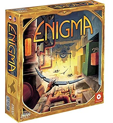 Enigma Puzzle Game by Z-Man Games
