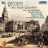 Quantz: Six Flute Quartets ~ Johann Joachim Quantz