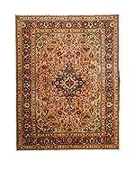 CarpeTrade Alfombra Persian Tabriz (Marrón/Multicolor)
