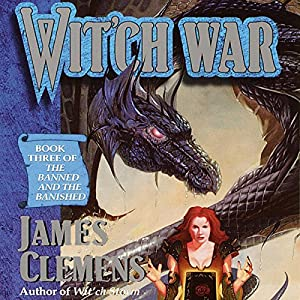 Wit'ch War Audiobook