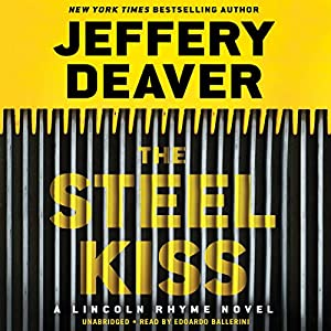 The Steel Kiss Audiobook