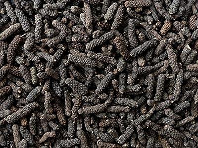 150g Schokoladenpfeffer - (kleiner langer Pfeffer, 1-3cm) * faire und günstige Versandkosten * von n.n. - Gewürze Shop