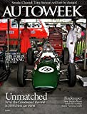 Autoweek Magazine - 26 Issues (1 Year) Print Subscription