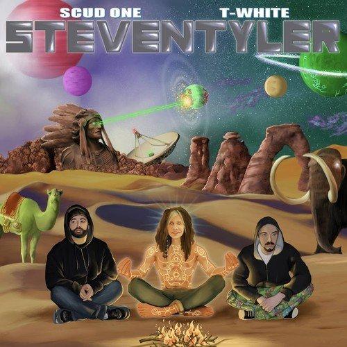 SCUD ONE / T-WHITE - Steven Tyler