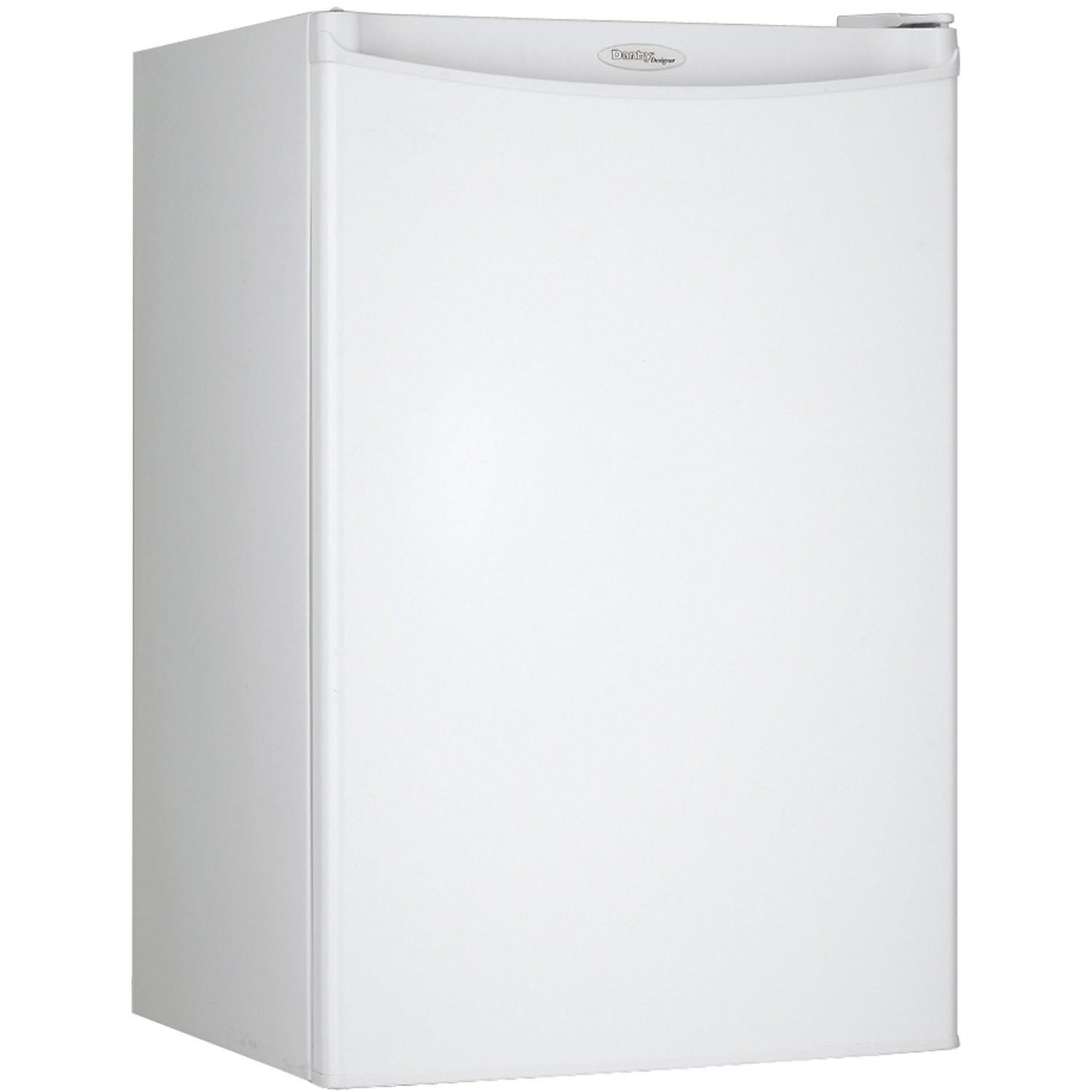 Danby DAR044A4WDD Compact All Refrigerator, 4.4 Cubic Feet, White