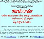 Birth Order/Family Constellation: An...