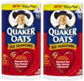 Quaker Old Fashioned Oats, 42 oz, 2 pk from Alere