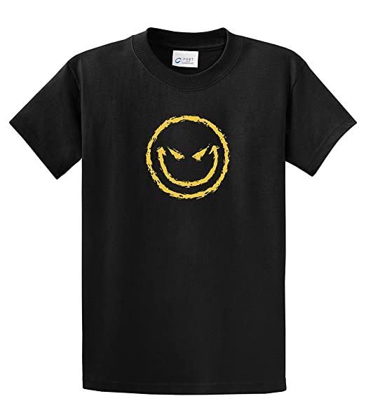 Evil Smiley Face, T-shirt