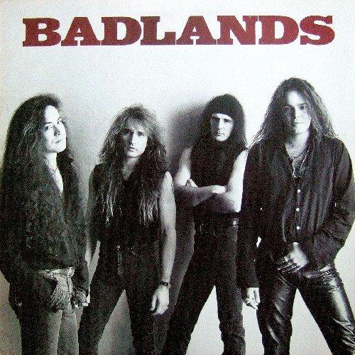 BADLANDS(バッドランズ)(直輸入盤・帯・ライナー付き)