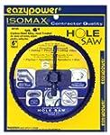 """EazyPower 6"""" Hole Saw for CornHole Bo..."""