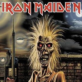 Titelbild des Gesangs Prowler von Iron Maiden