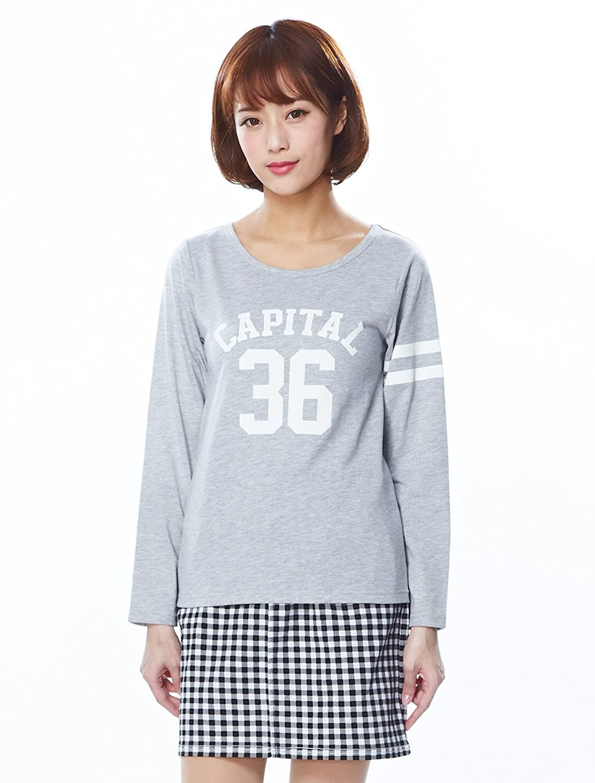 Amazon.co.jp: (ハニーズ コルザ) Honeys COLZA ナンバープリントTシャツ 5960112493: 服&ファッション小物通販