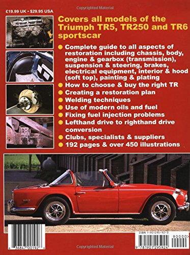 How to Restore Triumph TR5/250 and TR6 (Enthusiast's Restoration Manual)