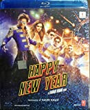 HAPPY NEW YEAR BLU RAY Boxed and Sealed (ENGLISH SUBTITLES)