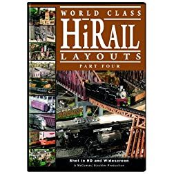 Hi-Rail Layouts, Part 4