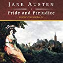 Pride and Prejudice Audiobook by Jane Austen Narrated by Josephine Bailey