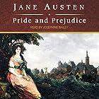 Pride and Prejudice Hörbuch von Jane Austen Gesprochen von: Josephine Bailey
