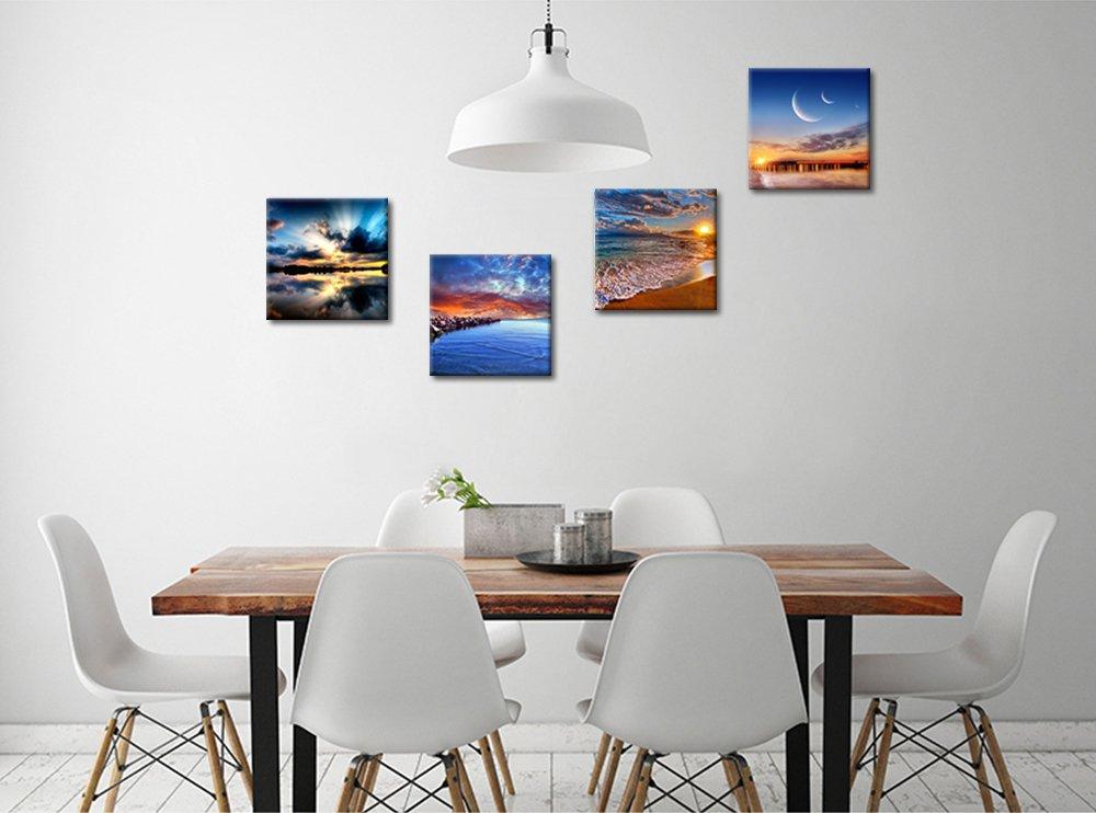 Amazon.com: Phoenix Decor-Canvas Print, Giclee Artwork, Stretched ...