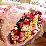 ロイヤルガストロ 山形県産 80本のバラの花束