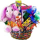 Every Bunnies Favorite Easter Gift Basket of Chocolate and Candy Treats