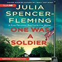One Was a Soldier Audiobook by Julia Spencer-Fleming Narrated by Suzanne Toren