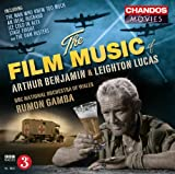 Abigail Sara Benjamin/ Lucas: Film Music (Chandos: CHAN 10713)