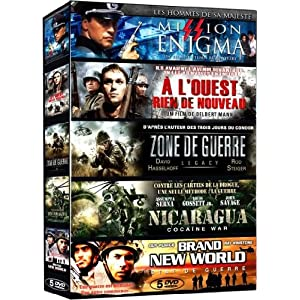 Guerre (5 DVDs) (French Version)